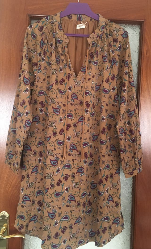 Vestido estampado Amichi
