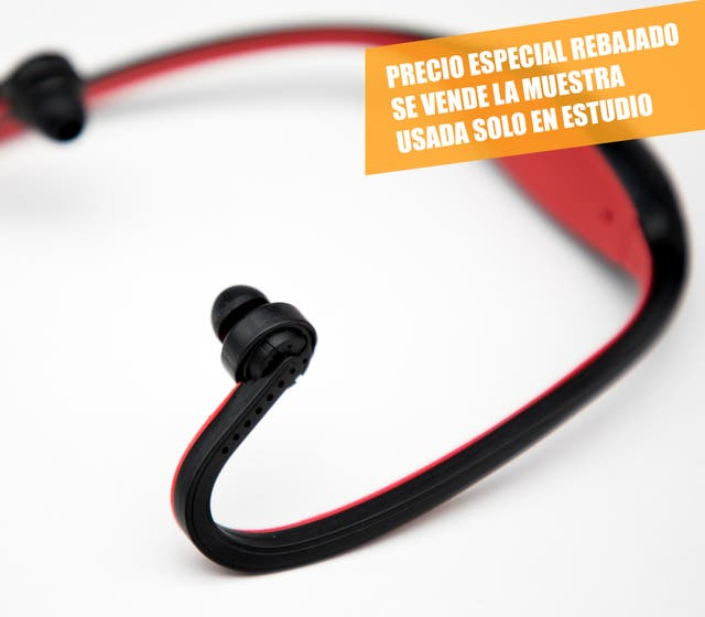 Auriculares inalámbricos bluetooth in ear MUESTRA