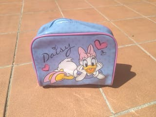 Neceser Disney con etiqueta