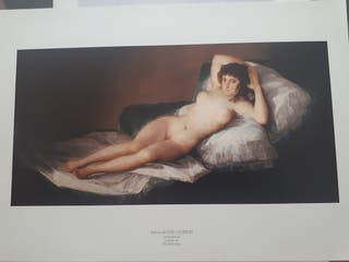 Goya láminas arte