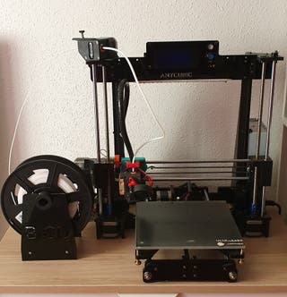 impresora 3d prusa i3 ultrabase dual drive y v6