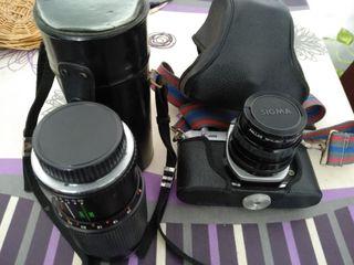 cámara de fotos Pentax Asahi K1000