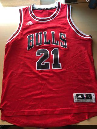 Camiseta de Chicago Bulls 2016-2017