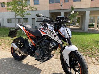 KTM DUKE 125 2018