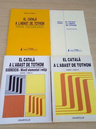 Libros para aprender catalan