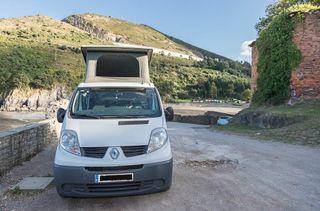 Renault Trafic camper 2011