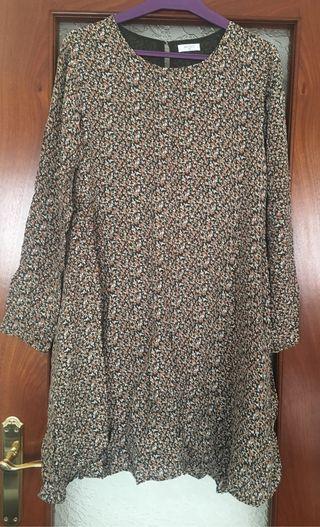 Vestido manga larga Amichi.