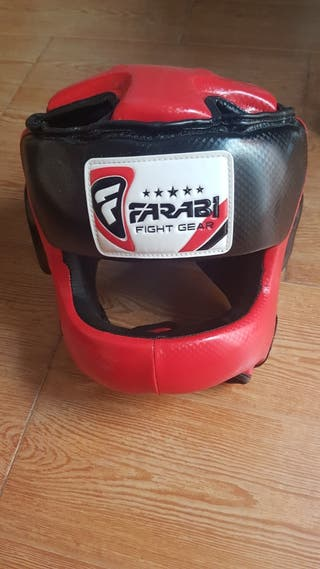 Casco Farabi Boxing
