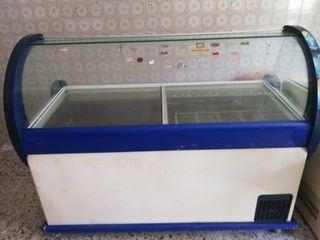 Vitrina helado