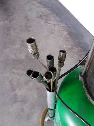 chupona de aceite