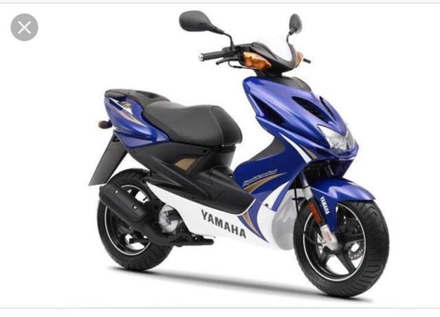 Yamaha aerox-despiece