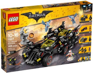 The Lego Batman Movie 70917 The Ultimate Batmobile