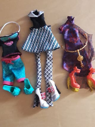 outfits monster high
