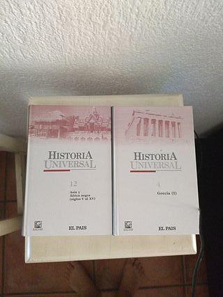 19 libros de historia universal