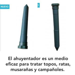 AHUYENTADOR TOPOS