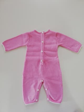 Pelele tricot FREESTYLE, 1-3 meses