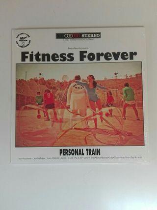 vinilo Fitness Forever - Personal Train