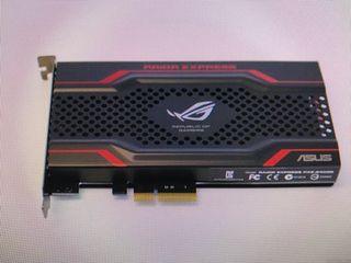 Disco duro SSD PCIE 240 GB ROG RAIDR EXPRESS ASUS