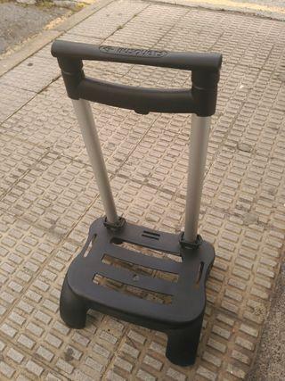 carrito porta mochilas