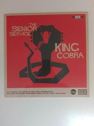 vinilo The Senior Service - King Cobra