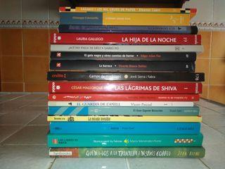 Vendo libros juveniles en valenciano y castellano