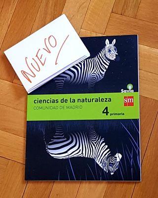 Libros de Ciencias de la Naturaleza