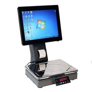 Tpv con balanza e impresora integrada