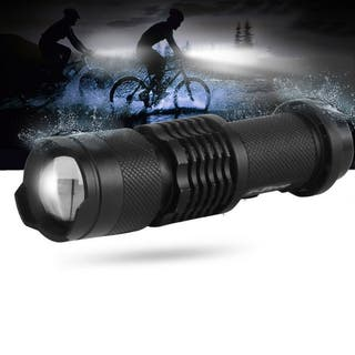 Luz impermeable para bicicleta