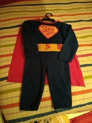 Disfraz niño Superman
