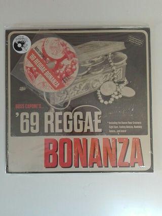 disco Vinilo Boss Capone's - 69 reggae bonanza