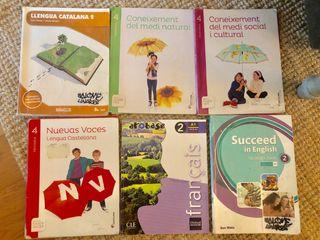 Libros de texto Escola Montserrat
