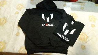 Sudadera Camiseta Messi