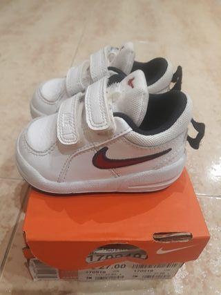 zapatillas Nike pico plus