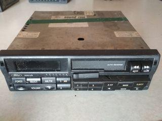 Radios de coche antiguas