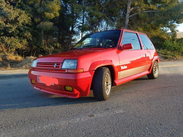 Renault súper 5 86