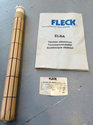 Fleck Elba 80 Resistencia cerámica envainada