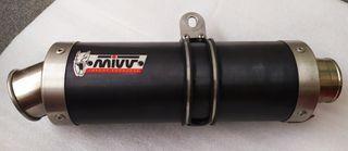 Mivv GP para Kawasaki Z800/Z800e