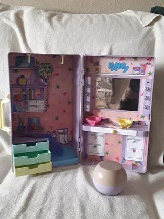 Nancy BEAUTY maletín tocador de Nancy años 90