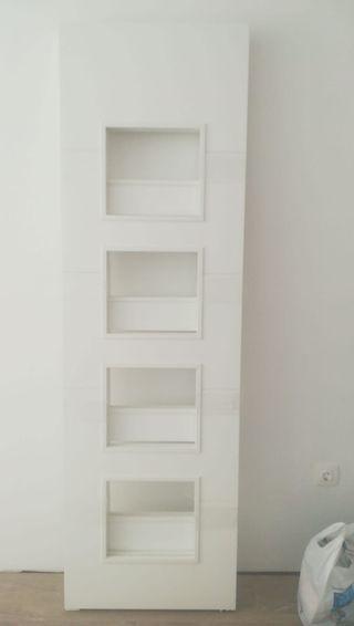 puertas correderas de madera lacada nuevas!