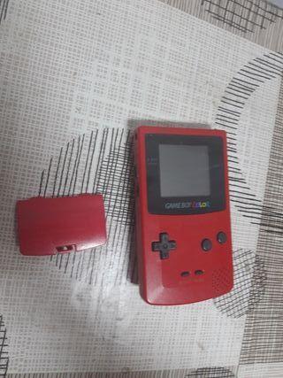 Nintendo Gameboy rosa