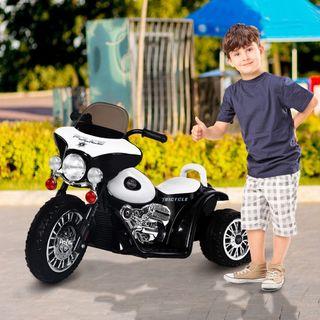 Moto Eléctrica Coche Triciclo Niños + 3 años