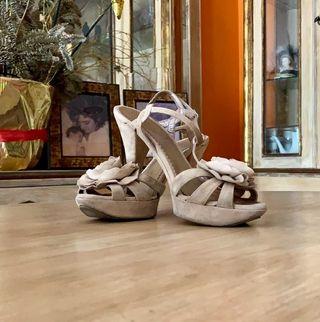 Sandalias de tacón de Lodi