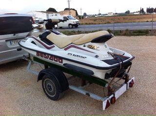 Moto Agua Seadoor Triplaza