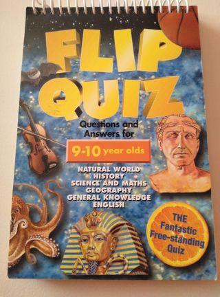 Libro de preguntas y respuestas en inglés