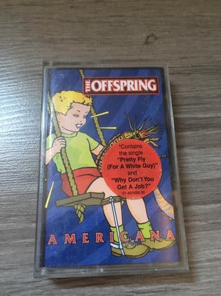 Cinta cassette The Offspring - Americana
