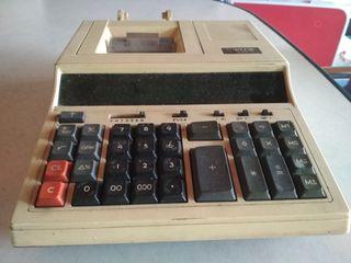 Calculadora electrónica antigua
