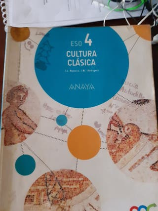 4 ESO cultura clásica