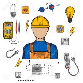 Instalador electricista autorizado y fontanero