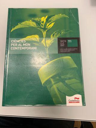 Libro CMC (Ciències per al món contemporani)