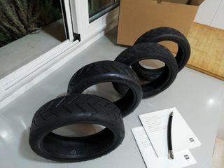 Cubiertas de rueda patinete eléctrico